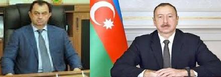 Lənkəran şəhər İcra hakimiyyətinin başçısı Taleh Azay oğlu Qaraşov Azərbaycan Respublikası Prezidenti İlham Əliyevi təbrik etdi