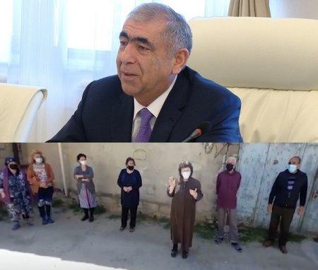 Azərbaycan Avtomobil Yolları Dövlət Agentliyinindən ŞİKAYƏT - Saleh Məmmədov hara baxır? - VİDEO